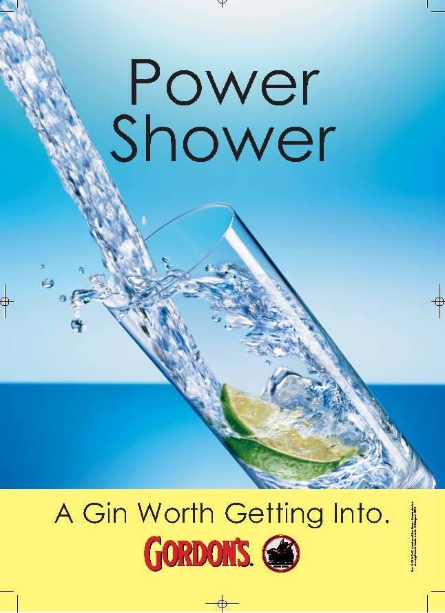 power-shower